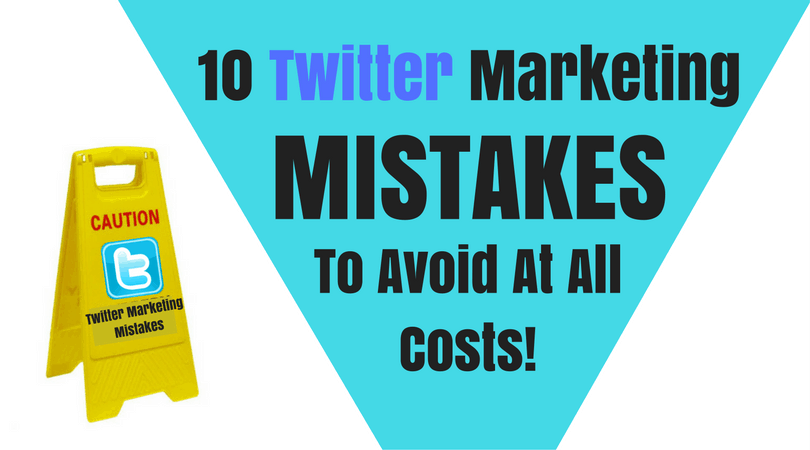 10 mistakes marketers make marketing to
