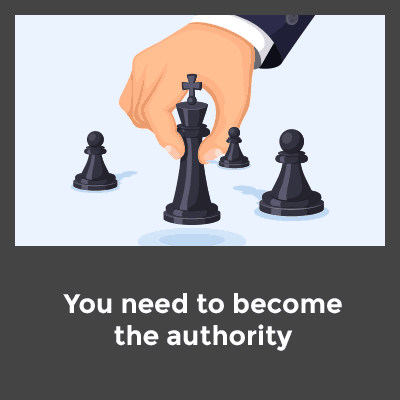 Become an Authority