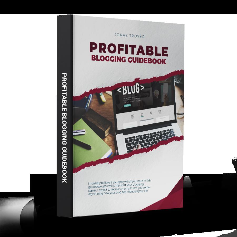 Profitable Blogging eBook